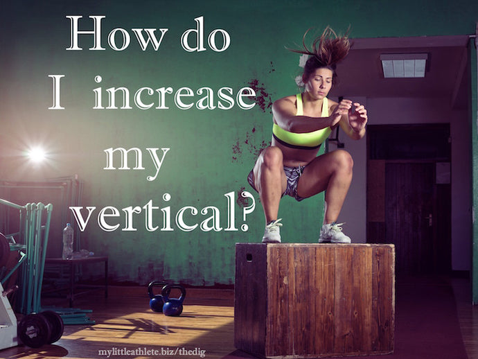 How Do I Increase My Vertical Jump? - Volleyball Workout Program - The Dig S2E3