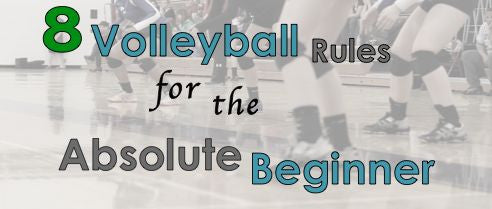 beginner volleyball