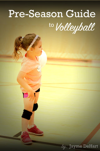 Pre Season Guide To Volleyball