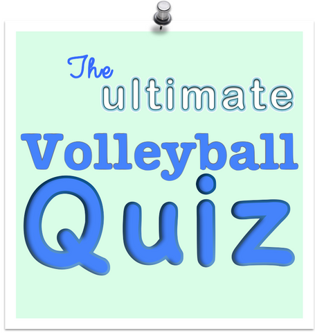 The Ultimate Volleyball Quiz