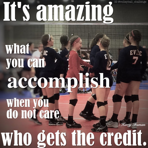 volleyball player quotes