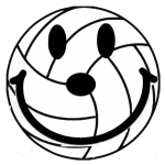 Volleyball Smiley