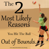 reasons you're hitting out