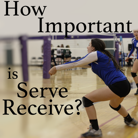 volleyball serve receive