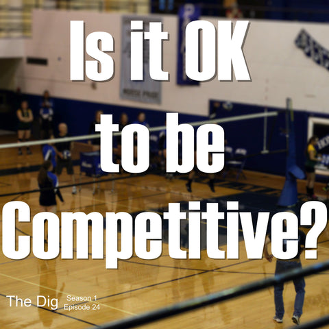is it ok to be competitive?
