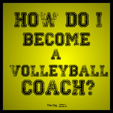 how to become a volleyball coach