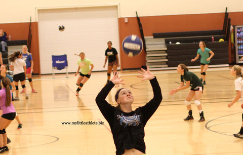 volleyball setter drills