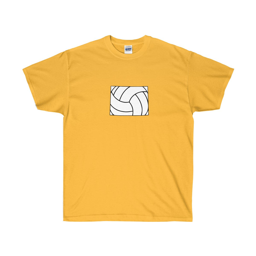Wyoming Volleyball Tshirt