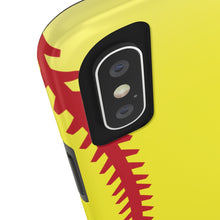 Softball Tough Phone Case