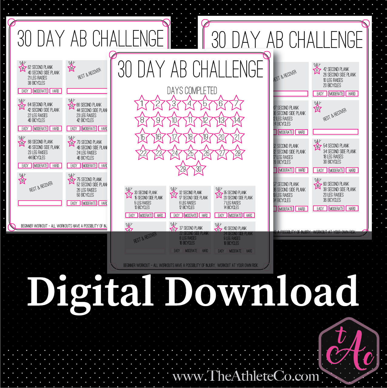It's just an image of Printable 30 Day Ab Challenge pertaining to bicycle crunch