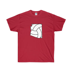 Arizona Volleyball Tshirt