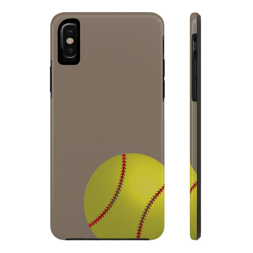Softball Phone Case