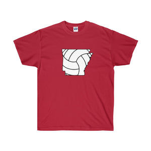 Arkansas Volleyball Tshirt
