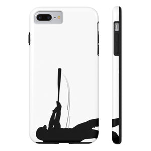 Swinging Bat Tough Phone Case