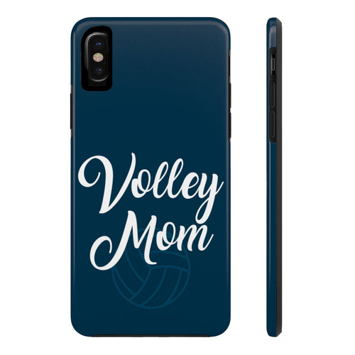 Volley Mom Phone Case