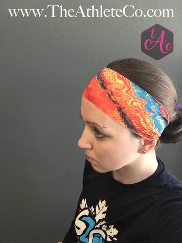 Fire and Ice Headband
