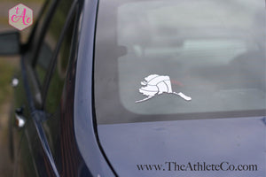 alaska volleyball sticker