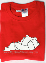 Kentucky Volleyball Tshirt