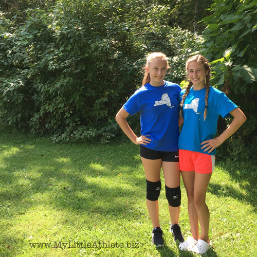 New York Volleyball T-shirts and Sweatshirts