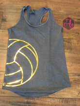 Sand Volleyball Tank TOp