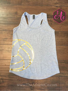 beach volleyball tank top