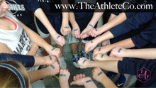 school spirit temporary tattoos