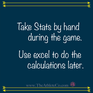 volleyball stat program