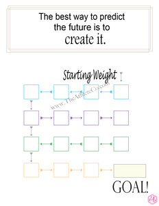 weight loss printable