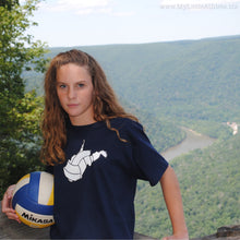 West Virginia Volleyball Shirt