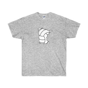 Minnesota Volleyball Tshirt