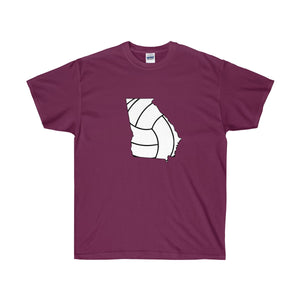Georgia Volleyball Tshirt