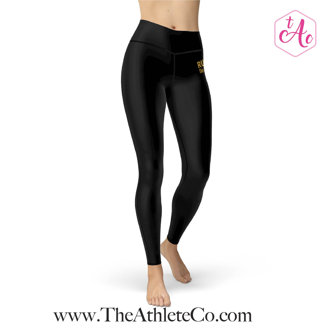 Run The Day Athletic Leggings