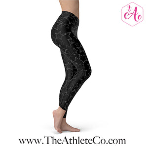Star Athletic Leggings