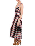 Marc By Marc Jacobs Striped Maxi Dress - The Mercantile