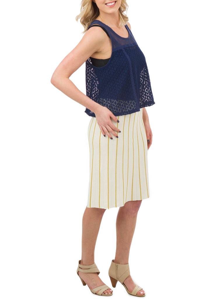 Tory Burch Lena Skirt