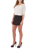 Joie Buella Plaid Shorts - The Mercantile