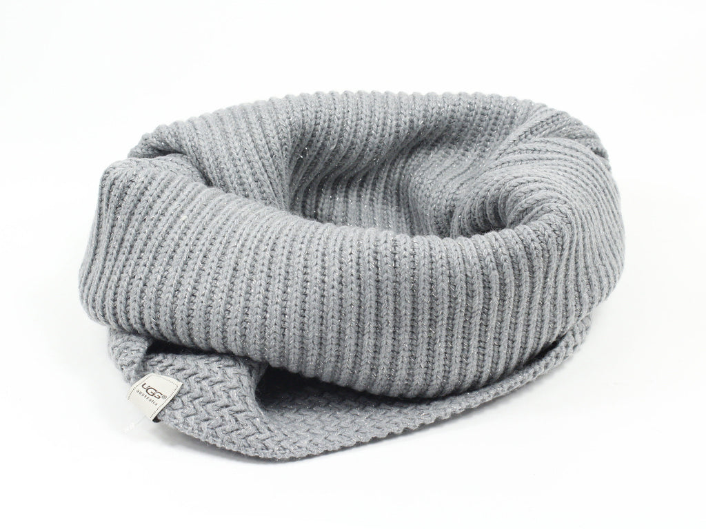 ... UGG Australia Nyla Knit Snood Scarf and Glove Combo - The Mercantile ...