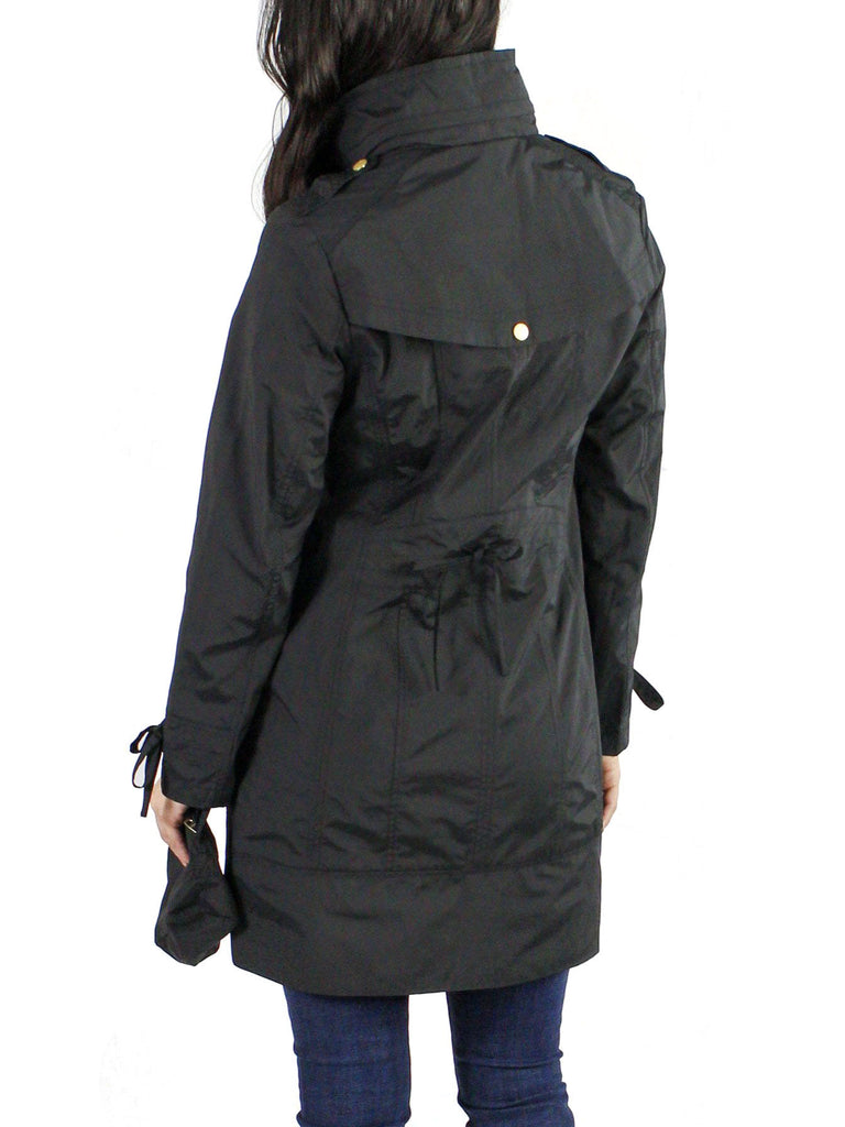 Cole Haan Single Breasted Raincoat