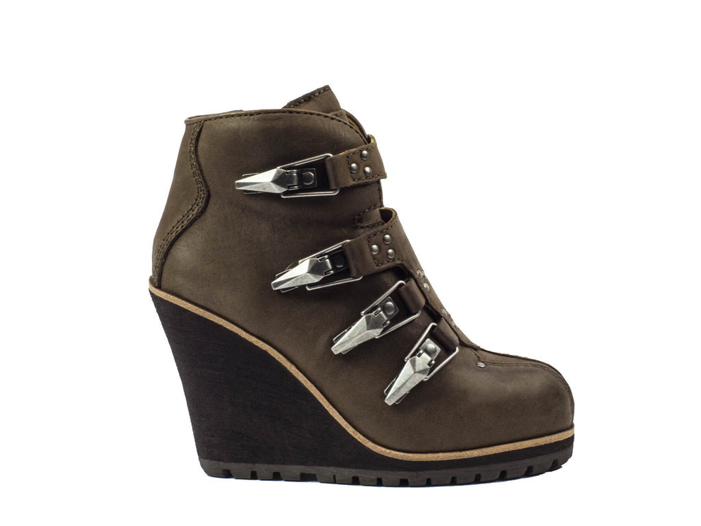 Ash Zoom Wedge Ankle Boots - The Mercantile