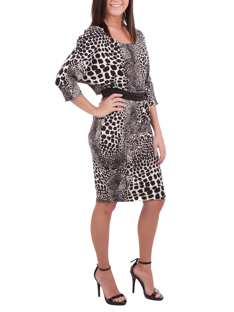 Plenty By Tracy Reese Dolman Magnetic Spots Dress