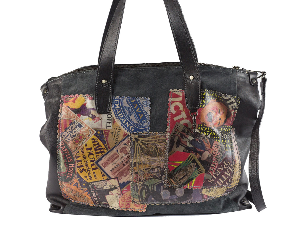Robert Pietri Vintage Viajar Collection Handbag - The Mercantile