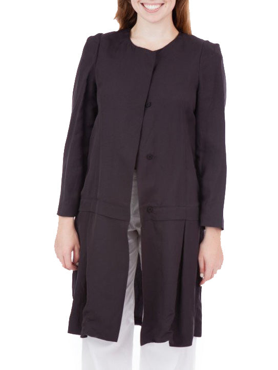 Marni Faille Duster Coat - The Mercantile