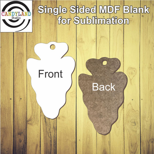 Arrowhead MDF Blanks - Single Sided