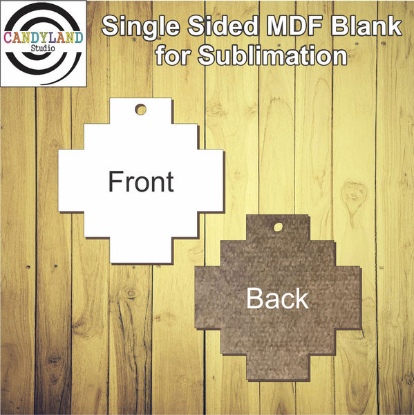 Aztec MDF Blanks - Single Sided