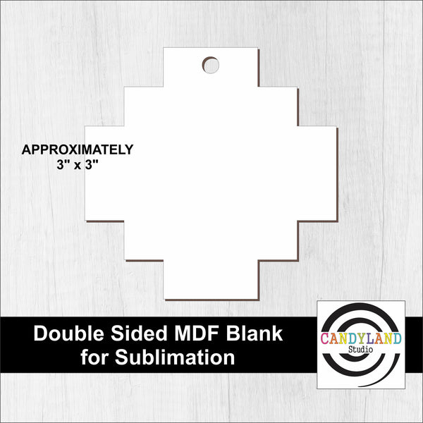 Aztec MDF Blanks - Double Sided