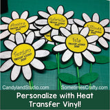 Large Daisy Prop - Cutting Files DIGITAL DOWNLOAD