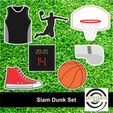 Slam Dunk Basketball Set