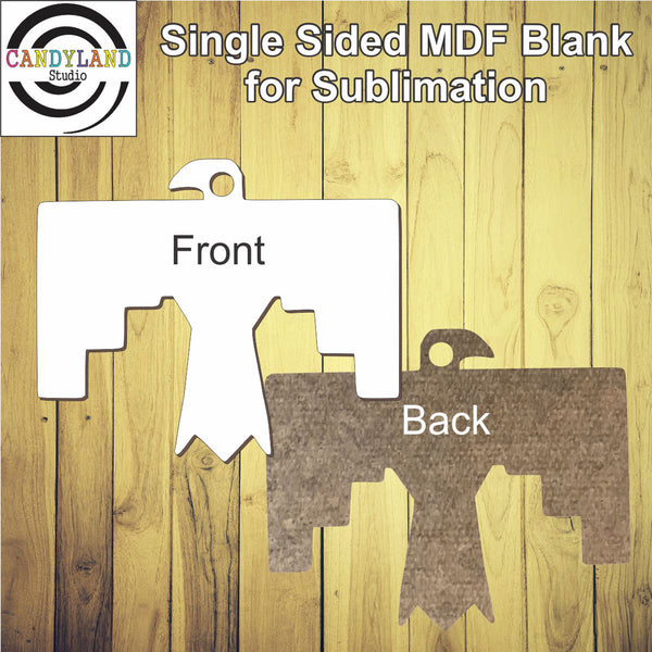 Thunderbird MDF Blanks - Single Sided