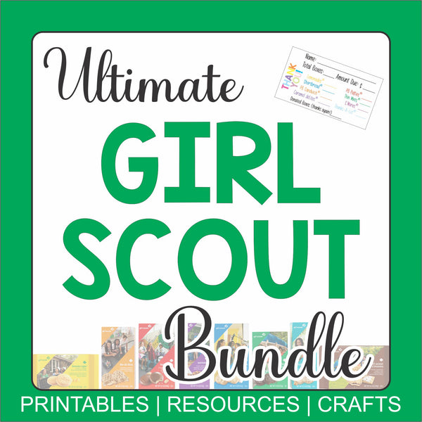 Ultimate Girl Scout Bundle