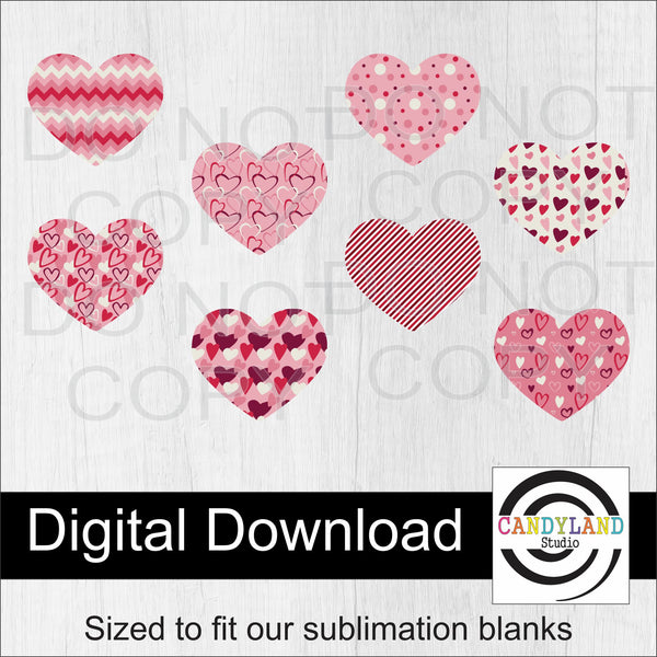 Valentine Hearts Bundle